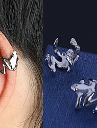 cheap -frog ear clips punk fashion alternative jewelry frog earrings stud earrings