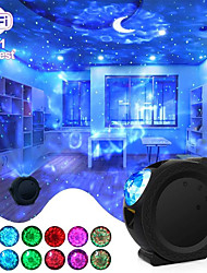 cheap -Projector Light Laser Light Projector Voice-activated Mode Smart App Control Party Wedding Gift RGB+White