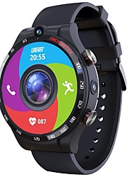 cheap -LOKMAT APPLLP 4 4G LTE Cellular Smartwatch Phone Android 10 GPS Smart Watch WIFI Bluetooth Dual Camera Face ID Unlock 4G Ram 128G Rom 56mm Watch Case