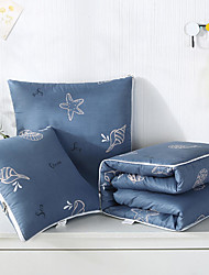 cheap -Pillow Quilt Multifunction Cute Animal Car Purpose Cushion Office Nap Pillow Folding Blanket Sofa Pillow Air Conditioning Quilt Outdoor Cushion for Sofa Couch Bed Chair