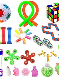 cheap -32 Pack Sensory Fidget Toys Set,Stress Relief Hand Toys for Adults Kids ADHD ADD Anxiety Autism, Perfect for Birthday Party Favors, School Classroom Rewards, Carnival Prizes, Pinata Goodie Bag Fillers