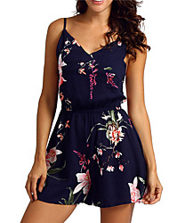 cheap -Women's Casual 2021 Navy Can add color and size Factory supply from stock Jumpsuit Pattern