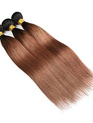 cheap -Ishow 8A Quality Ishow 3 Bundles Human Hair Weaves 8A Quality Color Straight Bar 1B 30# Hair Curtain 100% Real Peruvian Wig 3 Pieces Combination Set 10-24 Inchcolor Straight bar 1b 30# Hair curtain 100% real Peruvian wig 3 pieces combination set