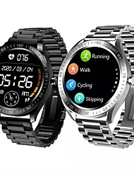 cheap -F13 Smartwatch Fitness Running Watch IP 67 Waterproof Touch Screen Heart Rate Monitor Timer Stopwatch Pedometer 49mm Watch Case for Android iOS Men Women / Blood Pressure Measurement / Sports