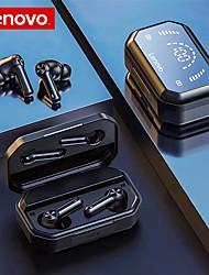 cheap -Lenovo LP3 Pro TWS Bluetooth 5.0 Earbuds Dual Drivers HiFi Stereo 1200mAh LED Power Display ENC Noise Canceling Mic Sports Earphone Wireless Headphone