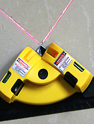 cheap -90 Degree Right Angle Measuring Tool Ceramic Tile Ground Wire Gauge Right Angle Infrared Level Square Laser Line Projection