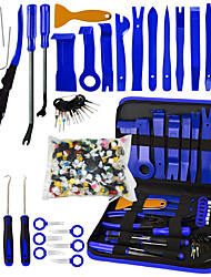 cheap -558Pcs Car Interior Trim Removal Tool Kit Universal Garage Automobile Door Audio Panel Clip Pliers Fastener Pry Disassembly Tool