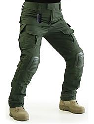cheap -men's fashion hiking and hunting anti-tear trousers air cushion knee pad tactical pants
