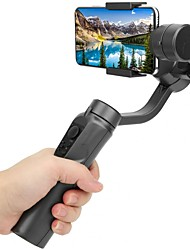 cheap -F6 3-Axis Gimbal Stabilizer Outdoor For Mobile Phone