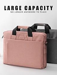 cheap -Laptop Bag case 13.3 14 15.6 Inch Waterproof Notebook Bag for Macbook Air Pro 13 15 Computer Shoulder Handbag Briefcase Bag