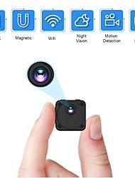 cheap -4K Mini Baby Monitor Camera WiFi Smart Wireless Camcorder IP Hotspot HD Small Cam Motion Detection Vlog Espia Night Vision Video Micro Pet Camera