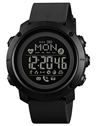 cheap -SKMEI Men's Sport Watch Digital Digital Sporty Modern Style Bluetooth Calendar / date / day Chronograph / One Year