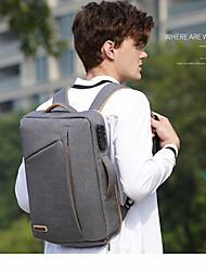 cheap -Men Anti Theft Backpack Business School Back pack Laptop Backpacks Waterproof Bags Boy Travel Office Bag