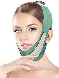 cheap -Hailicare Face Slim V-Line Lift Up Belt Slimming Chin Cheek Slim Lift Up Mask V Face Line Belt Anti Wrinkle Strap Band Facial Beauty Tools