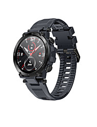 cheap -SENBONO D13 Smartwatch Fitness Running Watch Bluetooth Pedometer Activity Tracker Sleep Tracker Long Standby Media Control with Camera IP 67 43mm Watch Case for Android iOS