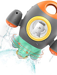 cheap -Bath Toys, Bath Toys for Toddlers 1-3 Space Rocket, Baby Bath Toy Rotating Spray Water for Baby, Baby Shower Bath Toys for Toddlers, Girls and Boys Bath Toys for Toddlers 3 Years