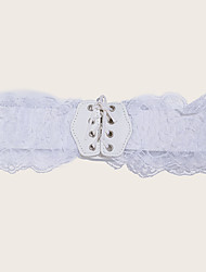 cheap -Women's Skinny Belt Other Leather Type Belt Solid Colored / Party