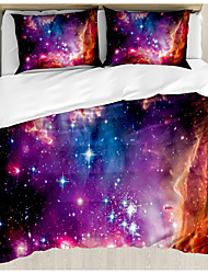 cheap -3-Piece Duvet Cover Set Hotel Bedding Sets Comforter Cover with Soft Lightweight Microfiber Include 1 Duvet Cover 2 Pillowcases for Double/Queen/King(1 Pillowcase for Twin/Single)