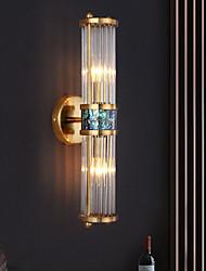 cheap -Crystal Modern Wall Lamps Wall Sconces Bedside Light Bedroom Shops Cafes Crystal Wall Light 220-240V 110-120V 5 W