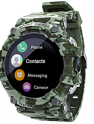cheap -LOKMAT SKY 4G LTE Cellular Smartwatch Phone 3G 4G Bluetooth Pedometer Long Standby Hands-Free Calls with Camera IP 67 54mm Watch Case for Men Women
