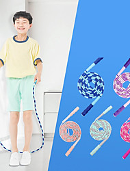 cheap -Jump Rope / Skipping Rope Sports PP+ABS TPR Fitness Leisure Sports School Kids / Teen Youth For Boys' Girls' / Kid's