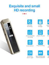 cheap -Digital Voice Recorder LITBest Q7 32GB Portable Digital Voice Recorder Recording MP3 Player Rechargeable for Traveling Meeting