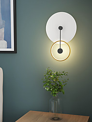 cheap -LED Wall Light Creative LED Modern LED Wall Lights Living Room Bedroom Acrylic Wall Light 220-240V 9 10 W