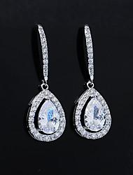cheap -Women's Stud Earrings Drop Earrings Hoop Earrings Retro Drop Stylish Artistic Simple Vintage Sweet Earrings Jewelry Silver For Party Street Daily Holiday Festival 2pcs