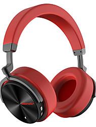 cheap -Bluedio T5 Over-ear Headphone Bluetooth5.0 Ergonomic Design with Volume Control Long Battery Life for Apple Samsung Huawei Xiaomi MI  Mobile Phone
