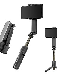 cheap -Selfie Stick Bluetooth Extendable Max Length 72 cm For Universal Android / iOS