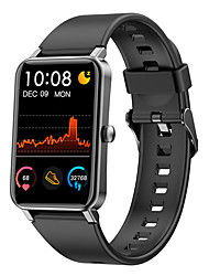 cheap -SENBONO ZX18 Smartwatch Fitness Running Watch Bluetooth Pedometer Activity Tracker Sleep Tracker Long Standby Media Control IP68 45mm Watch Case for Android iOS
