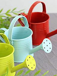 cheap -Watering Can Metal Garden Supplies Tool Accessories Irrigation Spray Bottle 1 Pc Sprinkled Gardening Water Pot