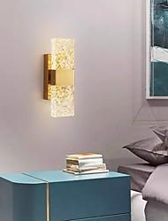 cheap -Wall Light Modern Gold Wall Lamps Wall Sconces Bedroom Dining Room Acrylic 110-120V 220-240V 10W