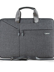 cheap -WiWU 11.6 Inch Laptop / 12 Inch Laptop / 13.3 Inch Laptop Sleeve / Briefcase Handbags Plain for Business Office for Travel Unisex