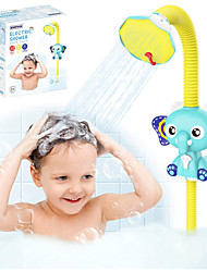 cheap -Baby Bath Toys for Toddlers 3-4 Years Old, Electric Automatic Elephant Water Pump with Hand Shower Sprinkler Bathtub Bath Toys for Toddlers Baby Bathtub Toys for Kids Ages 4-8