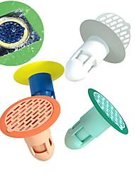 cheap -Bathroom Toilet Floor Drain Filter Deodorant Floor Drain Core Shower Floor Sink Inner Core Sewer Pest Control Anti-odor Artifact