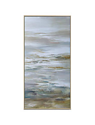 cheap -Oil Painting Handmade Hand Painted Wall Art Landscape Abstract Paintings Home Decoration Decor Stretched Frame Ready to Hang