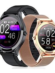 cheap -MK10 Smartwatch Fitness Running Watch Bluetooth Pedometer Activity Tracker Sleep Tracker Long Standby Hands-Free Calls Camera Control IP 67 42mm Watch Case for Android iOS Men Women / Gravity Sensor