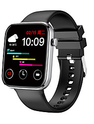 cheap -SENBONO Life1 Smartwatch Fitness Running Watch Bluetooth Pedometer Activity Tracker Sleep Tracker Long Standby Media Control Camera Control IP 67 38mm Watch Case for Android iOS