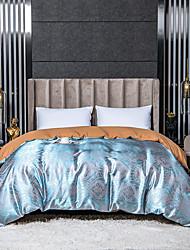 cheap -Print Home Bedding Duvet Cover Sets Silk Like Satin For Kids Teens Adults Bedroom Floral 1 Duvet Cover