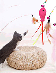 cheap -Interactive Toy Ropes Cat Toys Set Cat Pet Exercise Releasing Pressure Plastic & Metal Gift Pet Toy Pet Play