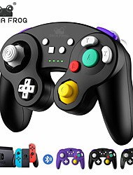cheap -DATA FROG Wireless Bluetooth Game Controller For Nintendo Switch Pro Game Joystick for PC /TV BOX/ Android Mobile Phone/PS3DATA FROG Wireless Bluetooth Game Controller For Nintendo Switch Pro Game J