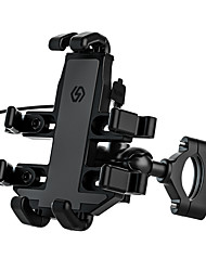 cheap -Phone Holder Stand Mount Motorcycle Outdoor Bike & Motorcycle Phone Mount Phone Holder Buckle Type Adjustable Aluminum Alloy Phone Accessory iPhone 12 11 Pro Xs Xs Max Xr X 8 Samsung Glaxy S21 S20