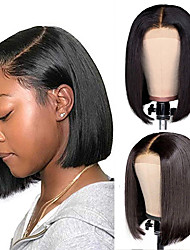 cheap -180Density 13x4 Bob Wigs Human Hair Wigs Lace Frontal Wig China Straight Lace Front Wigs Lace Front Human Hair Wig