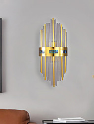 cheap -Crystal Modern Wall Lamps Wall Sconces Bedside Light Living Room Bedroom Shops Cafes Crystal Wall Light 220-240V 110-120V 5W