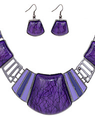 cheap -leaf jewelry set necklace earrings set rhinestone short clavicle female jewelry accessories