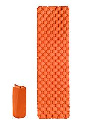 cheap -Inflatable Sleeping Pad Camping Pad Air Pad Outdoor Camping Portable Ultra Light (UL) Moistureproof Anti-tear TPU Nylon 196*58*5 cm for 1 person Fishing Beach Camping / Hiking / Caving Autumn / Fall