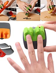 cheap -2pcs Palm Peeler Vegetable Hand Peeler Swift Hand Palm Vegetable Fruit Peeler Slicer Kitchen Tool Helper