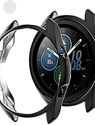 cheap -protector case compatible samsung galaxy watch 3 45mm,lao xue high hardness flexible pc protective case cover,all-around protective shell for samsung galaxy watch 3 45mm smartwatch