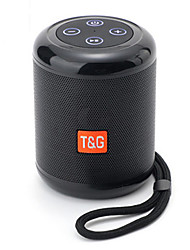 cheap -T&G TG519 Bluetooth Speaker Bluetooth USB TF Card Portable Speaker For PC Laptop Mobile Phone